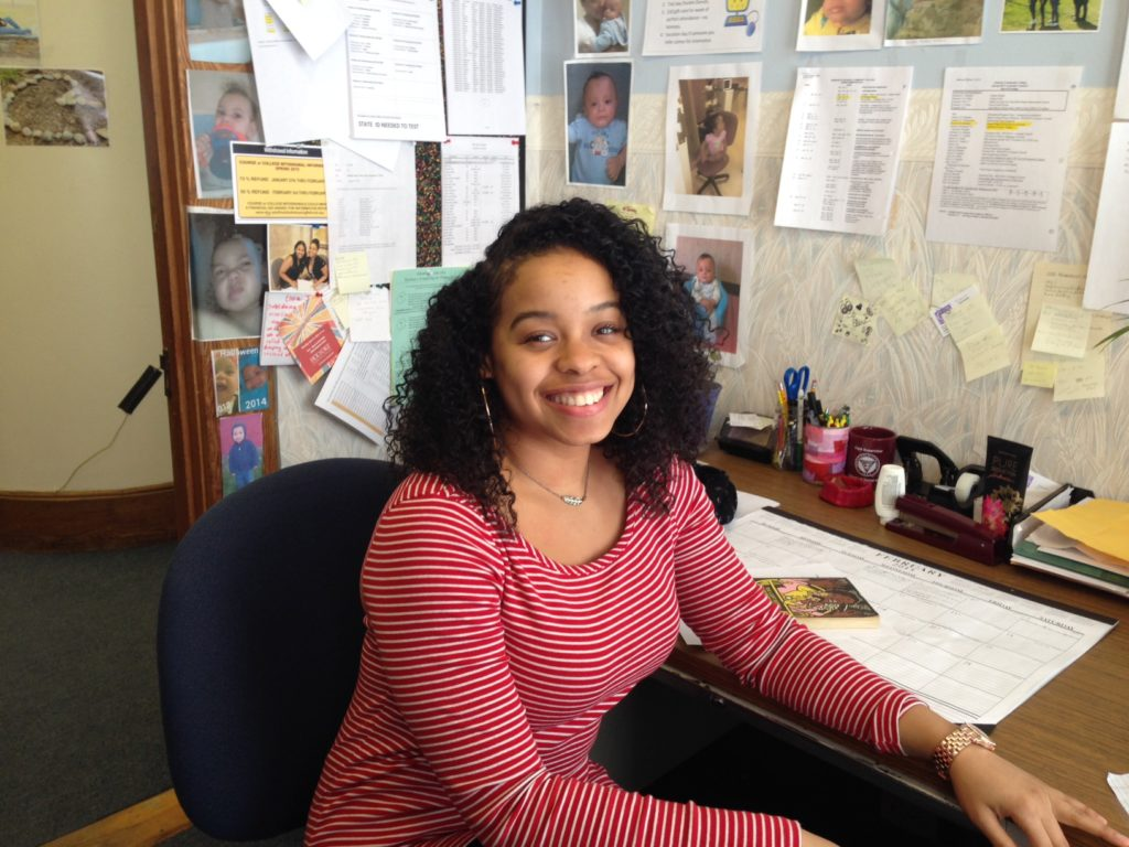 Elora Pindell, College Transition Counselor